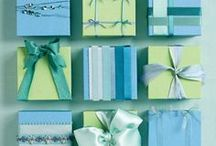 Gifts & Wrapping / by Margaret Carter