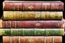 Books, A Love Affair / by Claire Clemmons