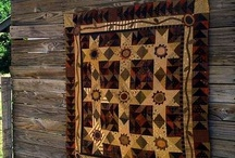 Quilt Inspirations  / Antique, Vintage, and Fresh-made Quilts Speak  / by Babe in the Woods