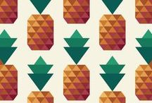 I love pattern / Pattern and texture design