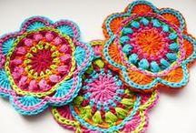 Crochet / Knitting / by Georgette