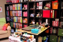 Craft Rooms / by Alexia