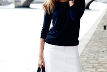 Clothing I Like - Prendas de Vestir que me gustan / Styles of clothing with which I feel comfortable, usually, I like it simple. And Better if they are in blue, which is my favorite color.