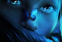 Blue my favorite color