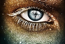 Eyes mirrors of the soul