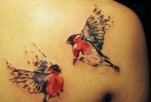 Tattoo Inspiration / by Constanze Wolff