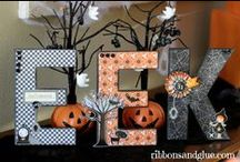Halloween...BOO! / all things Halloween related.  Love this holiday!