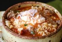 Soup, Stew, & Chili Recipes