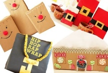 Wrapping Christmas Presents Tips & Tutorials
