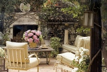 Outdoor Living/Hide A way's / by Pamela Cole
