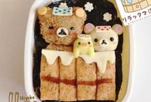 Bento lunch box ♥ / L'arte del bento giapponese: ispirazione, tutorial e splendidi accessori e lunch box (porta pranzo) #bento #lunchbox #bentoboxlunch #obento