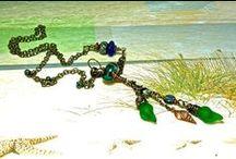 Cultured Sea Glass Designs
