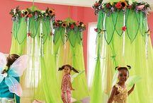 Girl's room ideas / by Rosa Gee