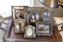 Decorating with silver / by Margaret Carter