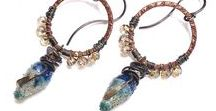 Designs in the Light / Handcrafted bohemian jewelry collections by Michael and Cherrie of Designs in the Light