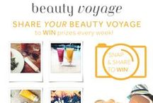 Share your Beauty Voyage! / #SUMMER #COMPETITION Are you basking in the British sun this summer or jet setting overseas for a foreign adventure? Whether you're home or away, we would love you to share your holiday moments with us! Simply snap the Balance Me product you love to take on your summer escapades and share with us on Facebook, Pinterest and Twitter for a chance to WIN prizes every week! Click here for full details: http://bit.ly/THzGve #BalanceMeHome #BalanceMeAway