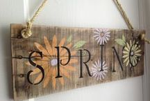 wood blocks & wood plaques / wood blocks and plaques & sayings to use