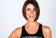TN Active Wear 2015 / TRACY NEGOSHIAN is putting the fun back in fitness with her new line of active wear.  www.tracynegoshian.com
