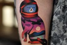 Tattoos Inspiration / Tattoos, tatuaggi, illustrazione, inspiration
