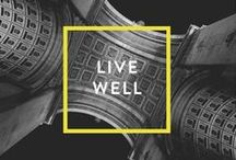 Live Well / At The Global Creator, we share this passion for things with meaning. And we're out finding them, curating them into a collection of worldly goods that not only have that sense of place, they also help support the local makers and artisans. We want to help you shop locally, globally. | #globalcreator