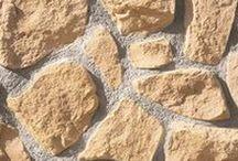 Irregular Shaped Stones / Biopietra's Tradition Collection irregular shaped stones