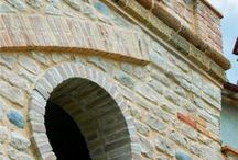 Restoration and Preservation / Check out some of Biopietra's projects devoted to the refurbishment and preservation of antique walls, arches and buildings.  For most of these projects, a tailor-made Mix of stones from our Tradition Collection has been chosen.