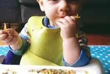 BLW Clean Up Crew :) / baby led weaning, blw, cleaning, tips, cleaning products, weaning, baby, feeding