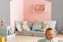 Beautiful Nurseries / baby, nursery, modern, stylish, nurseries, interiors, children, toddlers