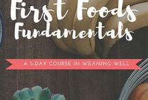 Best of Little Gourmet - Baby-Led Weaning Guide / Baby-led weaning ideas, guides and resources from LittleGourmetBaby.com