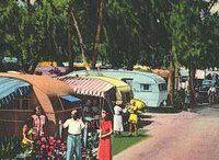 Vintage Camper Ads & Photos