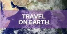 Travel on Earth / Can't get to space yet? No worries, there is plenty to see on Earth. Travel to some of these places and experience space on Earth. Discover more on: orbit.spacenation.org/category/lifestyle/travel