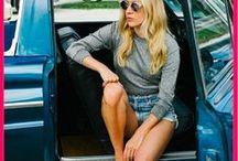 She´s got the look | Fair Fashion / Die Outfits lässiger Ikonen in einer guten Version nachgestylt: mit fair & nachhaltigen Teilen.