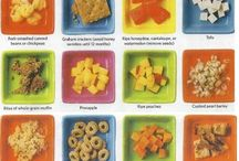 Toddler Meal Tips and Ideas / Meal ideas, portion sizes, for a toddler
