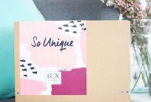 """So Unique / """"So Unique"""" Edition Bei unserer 2. Edition dreht sich alles in der Box um Individualität und den persönlichen Stil. Insgesamt enthält die Box sechs wunderschöne Produkte aus den Bereichen Beauty, Fashion, Papeterie und Lifestyle! Ein bisschen wollen wir euch schon verraten: Dieses Mal haben wir euch ganz tolle Produkte von Shu Uemura und Clinique in die Box gelegt."""