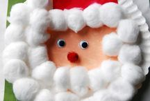 Christmas Crafts / A collection of Christmas crafts suitable for toddlers, preschoolers and beyond!