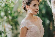 Cintia as a Bride