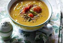 food. soup