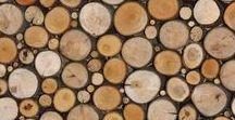 Diversos / A madeira na decoração de interior e exterior