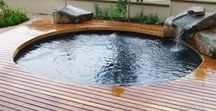 Decks e Piscinas / Piscinas com envolvente em madeira