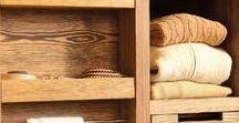 Roupeiros / Roupeiros e closets em madeira
