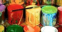 Pintura / Tintas, vernizes e acessórios de pintura