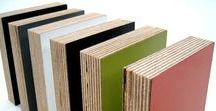 Contraplacados / Placas com interior constituído por lâminas de madeiras dispostas de forma ortogonal