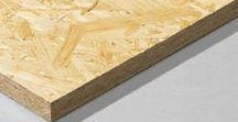 OSB (Oriented Strand Board) / Mobiliário e elementos construtivos produzidos em painel estrutural de madeira OSB