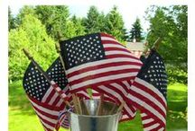 4th of July Stuff / Land of the Free and home of the Brave / by Maren Jones