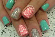 Nails  / by Kassidy Lawler