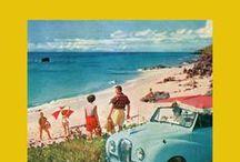 Vintage Bermuda / Vintage Bermudian magazine prints, photos, covers, stories