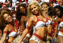 Hail Yeah! / All things Redskins! Hail Yeah! ( but mostly my daughter who is the most beautiful Washington Redskins Cheerleader!)