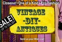 New, Used, Barter, Trade / Unique and one of a kind Clothing, Jewelry, and What nots! http://smoothdeals.com/DIY-Closeout.htm