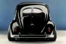 Volkswagens & Porsches / by Geoff Maddocks
