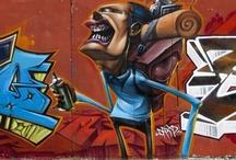 Yucatan Graffiti
